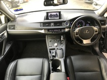 2011 LEXUS CT200H 1.8 (A) HYBRID LUXURY Hybrid Battery Under Warranty !!!