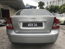 2008 VOLVO S40 2.4I WQV34 Follow !!!