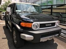 2011 TOYOTA FJ CRUISER 4.0 petrol