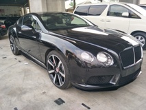 2014 BENTLEY GT 4.0 V8S AIRMATIC SUSPENSION 528 HP