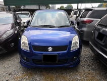 2010 SUZUKI SWIFT 1.5 L (A) TIPTOP CONDITION
