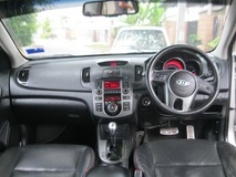 2011 NAZA FORTE 2.0 SX (A) FULL LEATHER SEAT