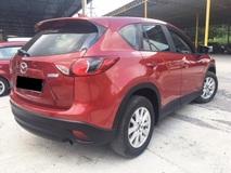 2013 MAZDA CX-5 2.0 (A) SUNROOF, FREE ONE YEAR WARRANTY