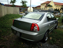 2006 KIA SPECTRA 1.6 LS FULL Spec(AUTO)2006 Only 1 LADY Owner, LOW Mileage, TIPTOP, ACCIDENT-Free, DIRECT-Owner, NEGOTIABLE with FULL Spec