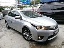 2015 TOYOTA ALTIS 1.8 (A) Dual VVTi 7 Speed Serice By Toyota