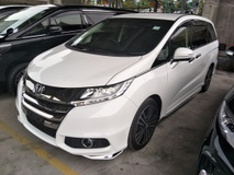 2014 HONDA ODYSSEY 2.4 RC1 ABSOLUTE  4 CAMERA ELECTRIC SEATS 2 POWER DOOR