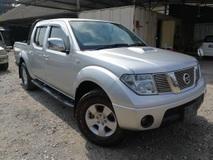 2011 NISSAN NAVARA 2.5 4WD (A) FULL SPEC BODYKIT