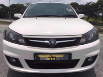 2012 PROTON SAGA FLX 1.3 CVT (A) H-LINE TAHUN DIBUAT 2012