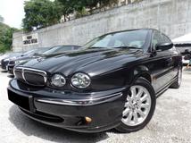 2003 JAGUAR X-TYPE 2.5 V6 SE