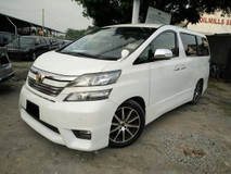 2010 TOYOTA VELLFIRE 3.5 (A) HOMETHEATER 2 POWER DOOR