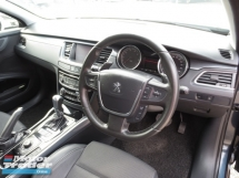 2013 PEUGEOT 508 Full Services Record Under Warranty