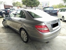 2011 MERCEDES-BENZ C-CLASS C200 1.8 (A) LEATHER SEAT