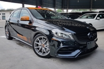 2016 MERCEDES-BENZ A-CLASS 2015 Mercedes A45 AMG 4 Matic Japan Spec Racing Edition Limited 50 Units Unregister for sale.