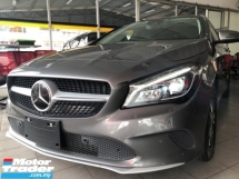 2016 MERCEDES-BENZ CLA 180 SE EDITION
