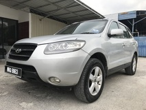2008 HYUNDAI SANTA FE 2.4 (A) Diesel 4Wheel FULL LOAN Available !!!