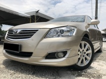 2007 TOYOTA CAMRY 2.4V OLD MAN OWNER / FULL LOAN OTR / TIPTOP CONDITION