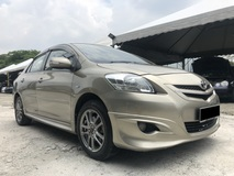 2011 TOYOTA VIOS 1.5 TRD SPORTIVO TIPTOP CONDITION FULL LOAN