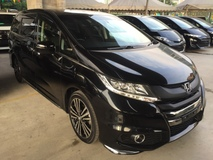 2014 HONDA ODYSSEY ABSOLUTE NO GST Unregister
