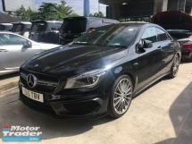 2014 MERCEDES-BENZ CLA Unreg Mercedes Benz AMG 2.0 TURBO CLA45 Sport Camera Powful Car 7G