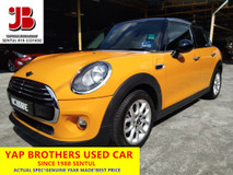 2015 MINI 5 DOOR 1.5 twin turbo power
