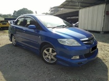 2006 HONDA CITY 1.5 I-DSI (A) FULL BODYKITS