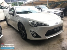 2014 TOYOTA 86 Unreg Toyota Gt86 2.0 AE86 Boxter Engine 6Speed Auto Sport Car