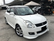 2012 SUZUKI SWIFT KEYLESS 1 LADY OWNER GENUINE LOW MILEAGE FULOAN
