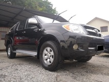 2009 TOYOTA HILUX 2.5 G (A) TIPTOP CONDITION