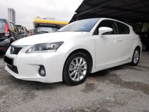 2013 LEXUS CT200H 1.8(A)GENUINE MILLEAGE