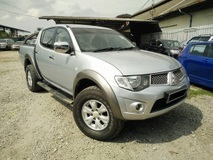 2012 MITSUBISHI TRITON 2.5 (m) condition ok