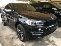 2015 BMW X6 3.0 M-SPORT EDITION 50D SUV HAMAKARDON SUNROOF