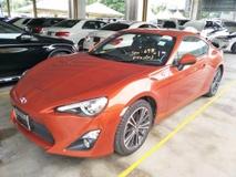 2014 TOYOTA 86 2.0 SEMI AUTO 200 HP