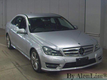 2013 MERCEDES-BENZ C-CLASS C180 AMG 1.6 (Unreg) Free One yr warty By AlenLim