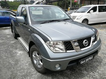 2012 NISSAN NAVARA 2.5 (M) SINGLE CAB 4WD Limited