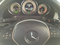 2014 MERCEDES-BENZ E-CLASS E250 NO GST Unregister