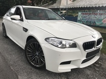 2014 BMW M5 4.4 M SPORT TWIN TURBO UK NEW UNREG