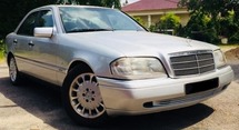 1995 MERCEDES-BENZ C-CLASS C 180*C 200*1.8(A)*COLLECTION*W 202*202*C180*C200*CASH&CARRY