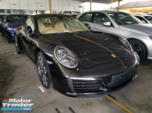 2016 PORSCHE CARRERA 911 3.0T Unregister