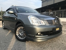 2013 NISSAN SYLPHY 2.0 (A) IMPUL LEATHER SEAT FULL LAON