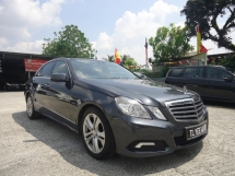 2010 MERCEDES-BENZ E-CLASS 2010 Mercedes Benz E300 W212 Avantgarde CKD V6 3.0 (A)