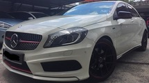 2015 MERCEDES-BENZ A250 A250 SPORT 2.0(A)TURBO*A 250*W176* W 176*WELL KEPT*SPORTY COLLECTION