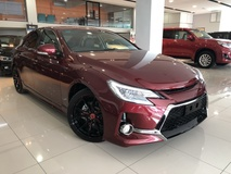 2013 TOYOTA MARK X GS Sport Limited Edition 2.5 V6 Unreg Special Colour Alpine No GST