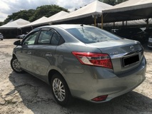 2017 TOYOTA VIOS 1 OWNER FULL SERVISE RECORD FULOAN