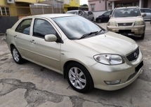 2005 TOYOTA VIOS 1.5 G (A) GOOD CONDITION