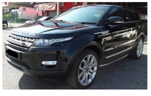 2013 LAND ROVER RANGE ROVER EVOQUE 2.0 (A) Si4 TURBO 5DOORS