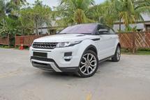 2012 LAND ROVER EVOQUE COUPE