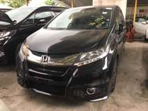 2014 HONDA ODYSSEY 2.4/ABSOLITE EDITION/SURROUNDING CAMERAS /JAPAN/UNREG