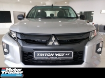 2019 MITSUBISHI TRITON VGT AUTO 4x4 Discount Std 4K + Additional