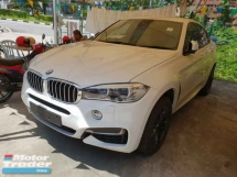 2016 BMW X6 3.0 50D MSport Local AP Unreg