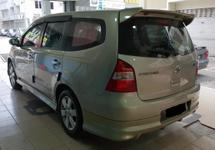 2012 NISSAN LIVINA 1.8 (A) Impul Body Kit